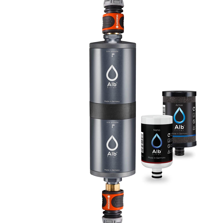 Filtre ALB, ALB Filter Fusion, Filtre à eau camping-car, eau potable,