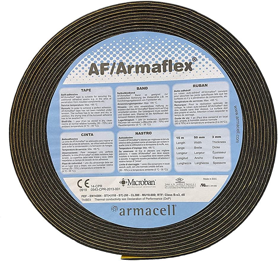 Rouleau, Armaflex, Tape, Armatape, AF