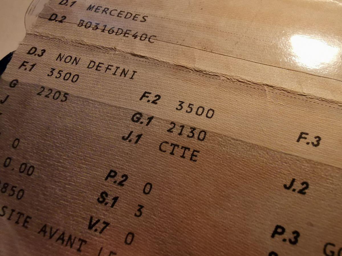 Carte grise CTTE, PTAC, CU, VASP