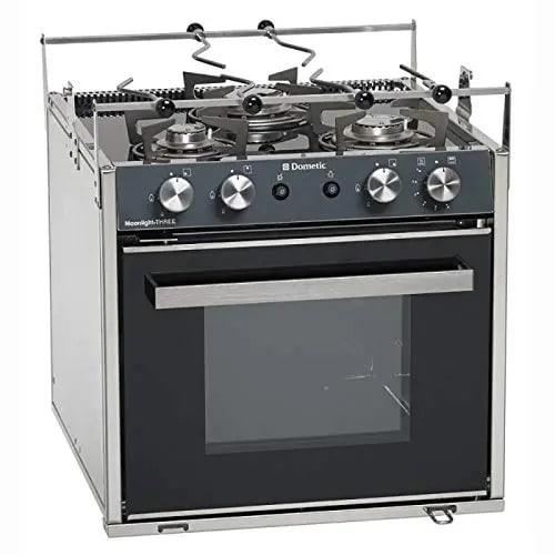 Exemple de combiné Four et plaques de cuisson