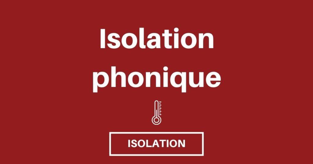 isoler phoniquement un fourgon