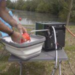 Chauffe-eau gaz, Kampa Geyse
