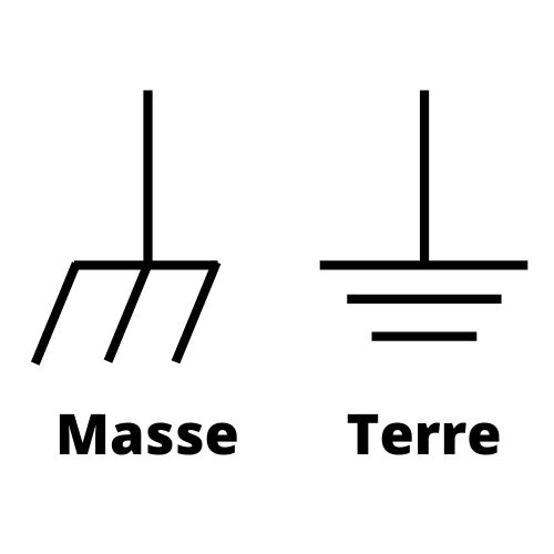 masse terre differences