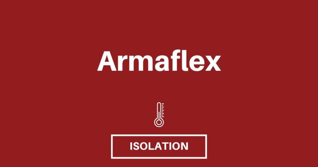 og armaflex fourgon van