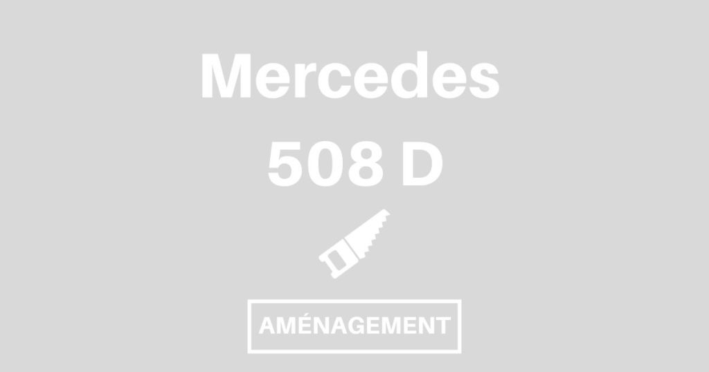 Presentation, Amenagement, Mercedes