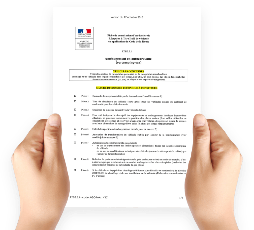 Dossier RTI, Passage VASP