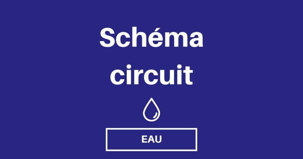 schema circuit eau og 1