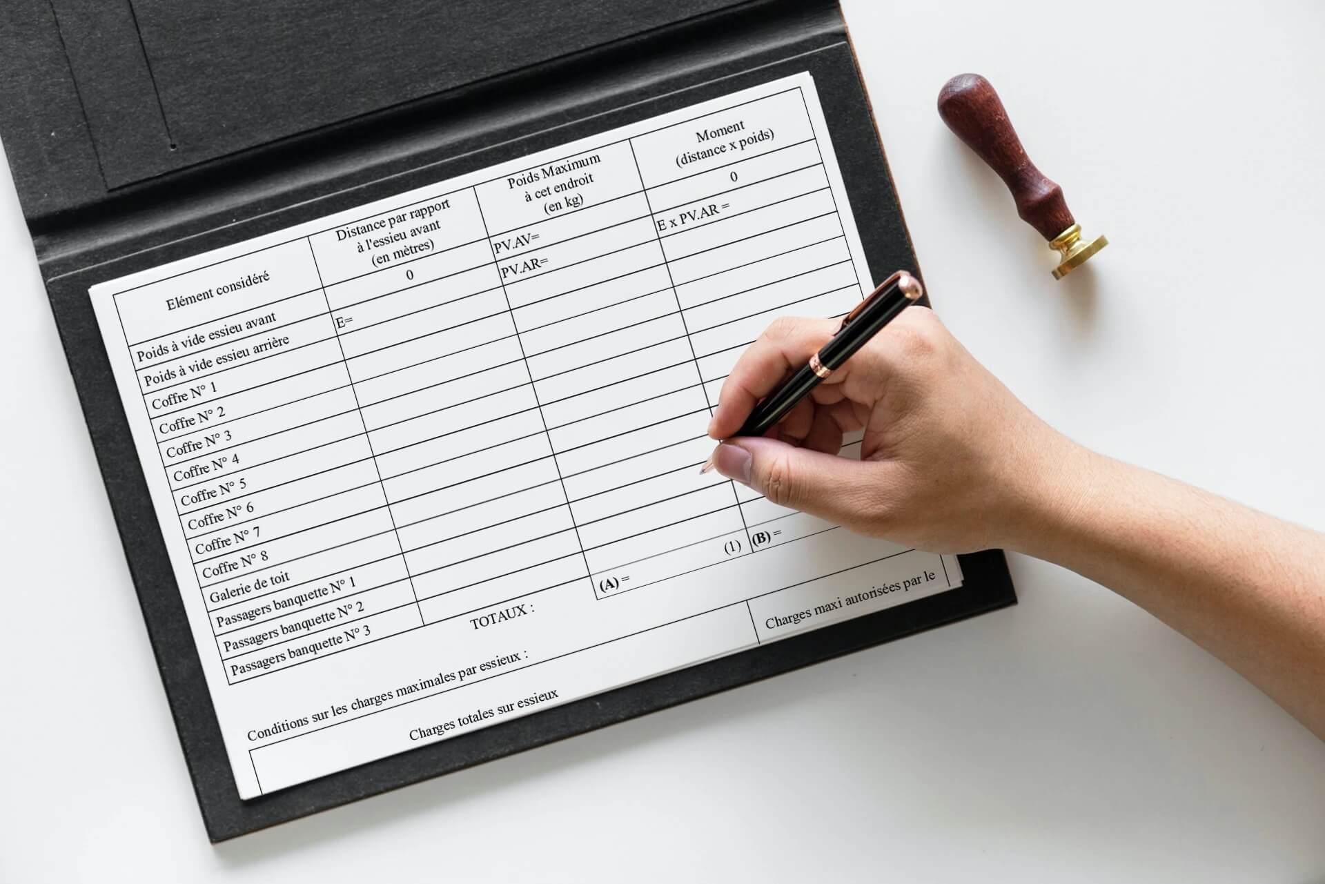Répartition des charges, tableau calcul vasp