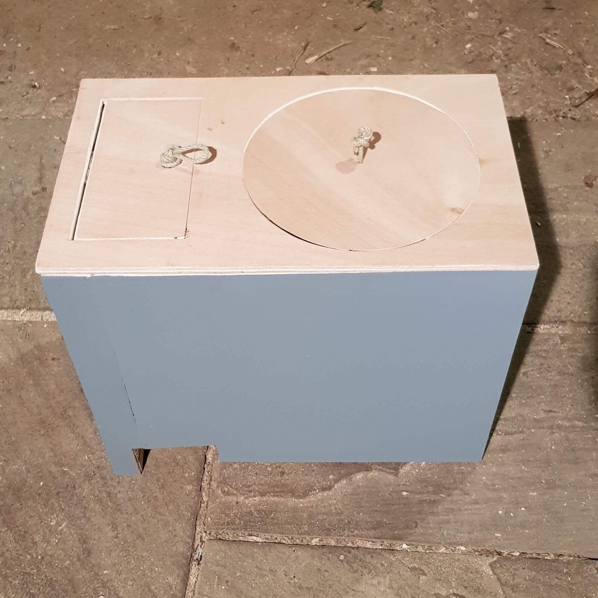 Toilettes sèches, WC sèches, wc fourgon